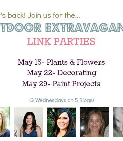 Outdoor Project Link Parties - Outdoor Extravaganza 2013 - Hosted by Satori Design for Living