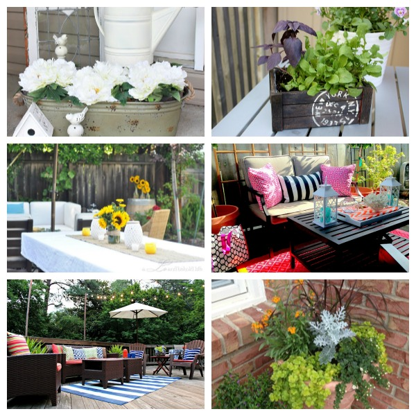 Outdoor Project Ideas from the Outdoor Extravaganza hosted by Satori Design for Living