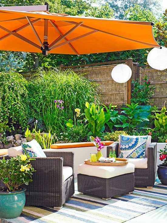 Outdoor Living Space - Better Homes & Gardens