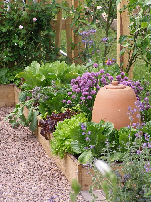 Raised Bed Garden - Malvern - Crocus Kitchen Garden Blog