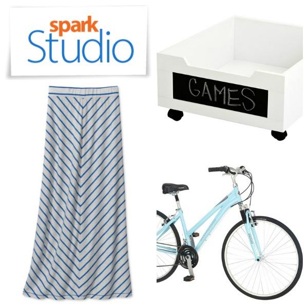 Spark Studio - Online Shopping Meets Pinterest