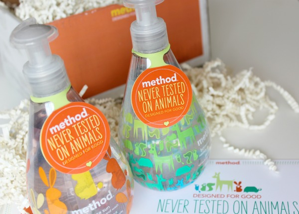Method Designed for Good Campaign - Never Tested on Animals Hand Soap