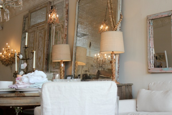 Shabby Chic Couture - Vintage Doors and Mirrors