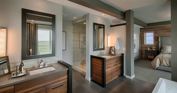 Calgary Hospital Home Lottery Master Ensuite
