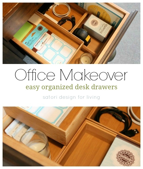 Bamboo Organizers for Desk
