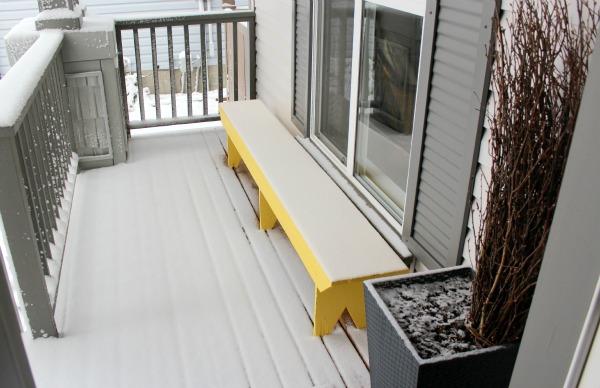 Winterizing the House and Yard