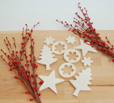 Baking Soda Dough Recipe for Ornaments | Northstory