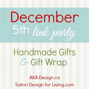 December 2013 Handmade Link Party