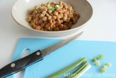 Make Ahead Freezer Meals - Crockpot Chick Pea Curry