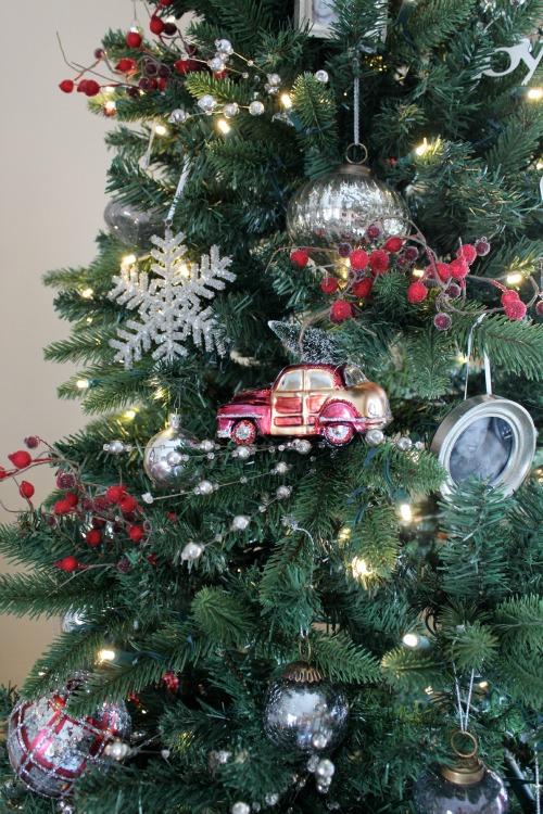 2013 Christmas Tree Decorating in Progress - Satori Design for Living