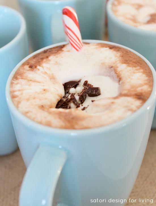 Hot Chocolate Bar   Satori Design for Living