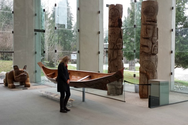 Museum of Anthropology in Vancouver