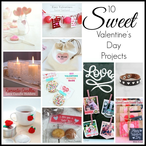 Valentine's Day Ideas Featuring 10 Canadian Home Bloggers