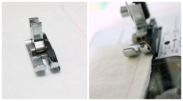 "Sewing Must-Haves - 1/4"" Foot for Sewing Machine"