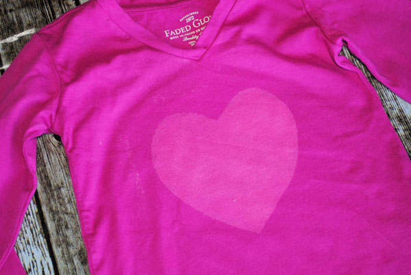 Bleached Valentines Day Shirt