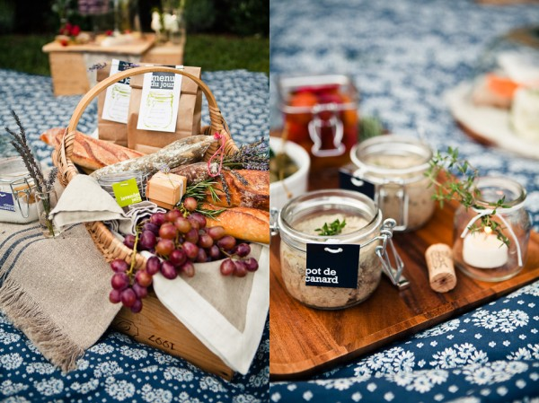 Picnic Styling & Design by Bash, Please via Design Sponge | Photos by Tinywater