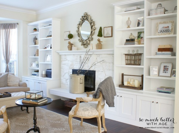 living room behr country beige - So Much Better with Age