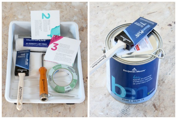 Benjamin Moore Painting Supplies for a Flawless Finish - Satori Design for Living
