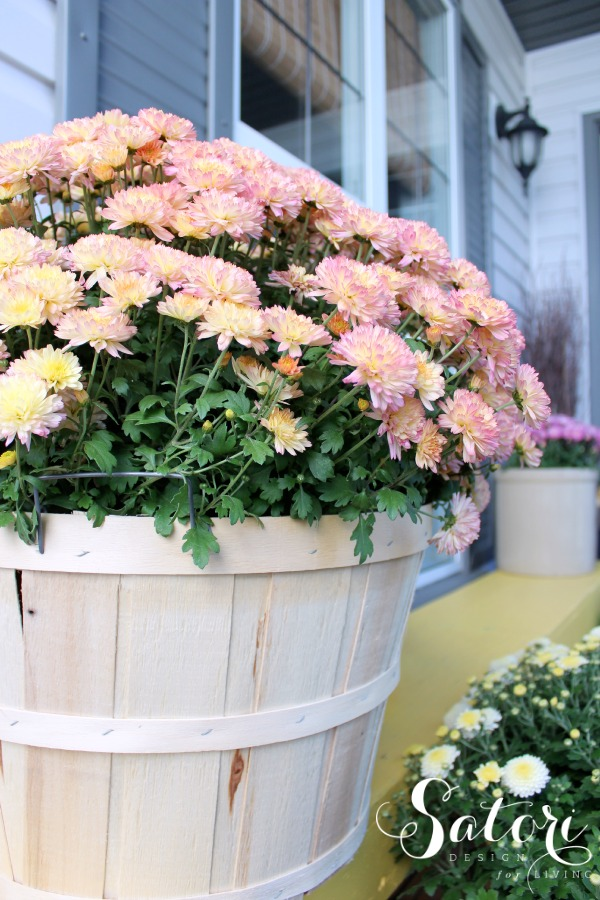 Fall Front Porch Decorating Ideas - Satori Design for Living