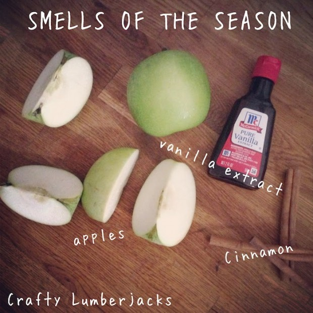 How to Create Scents of the Season Using Natural Ingredients by Crafty Lumberjacks