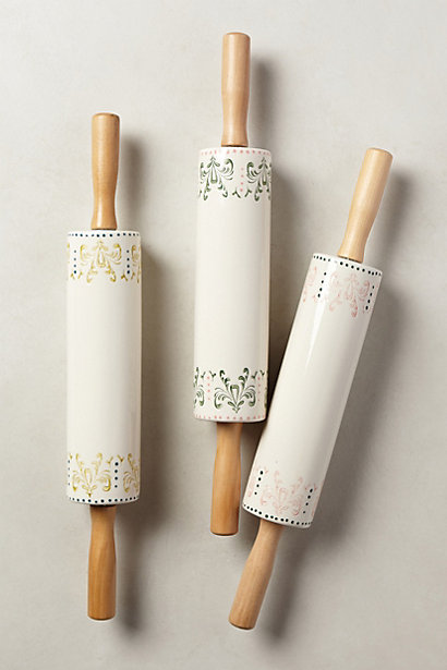 Holiday Hostess Gifts - Maelle Rolling Pin