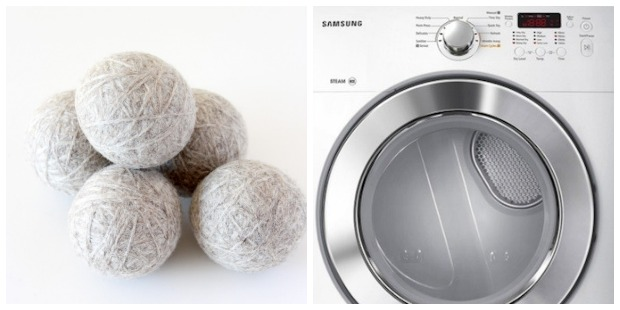 Natural Laundry Solutions - Wool Dryer Balls - Simple is Pretty Shop
