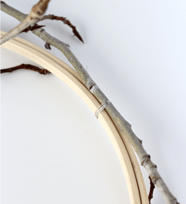 Woodland Wreath Tutorial - Satori Design for Living