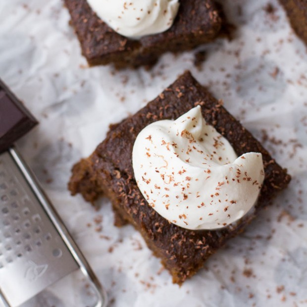 Holiday Recipe Ideas - Gluten Free Vegan Gingerbread Cake