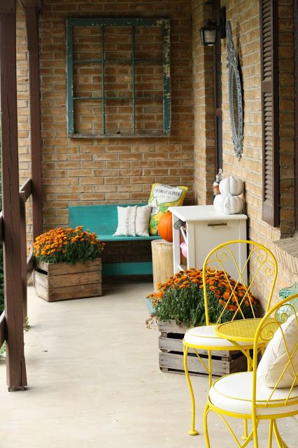 Fall Front Porch Decorating Ideas Satori Design For Living
