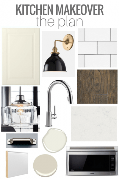 Our Kitchen Renovation Plan - Classic Kitchen with a Touch of Vintage Bistro