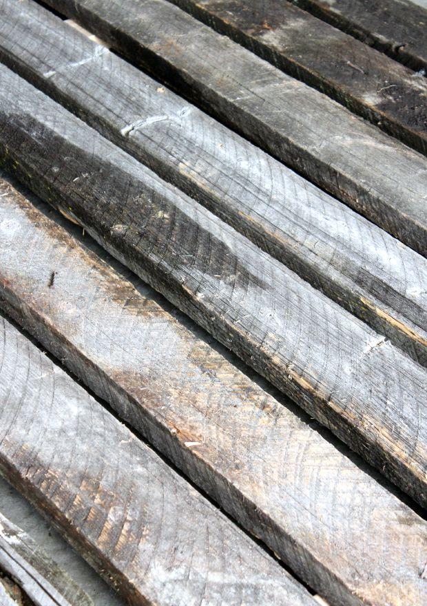 Reclaimed Wood for DIY Farmhouse Table Project