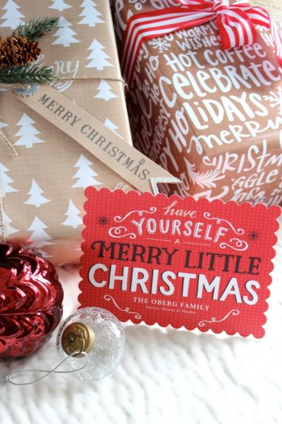 Have Yourself a Merry Little Christmas - SatoriDesignforLiving.com