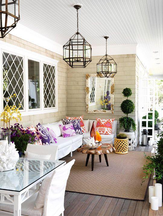 Summer Porch Nancy Pearson