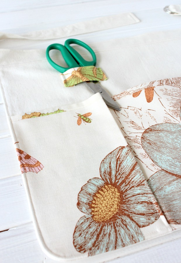 Gardening Apron with Pockets