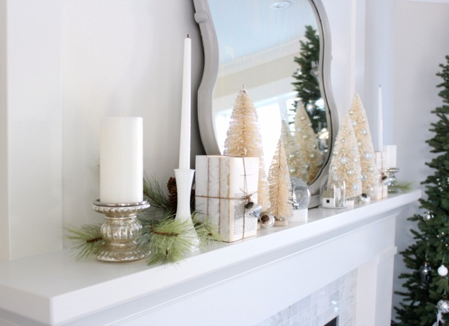 Vintage Winter Wonderland Christmas Decorations