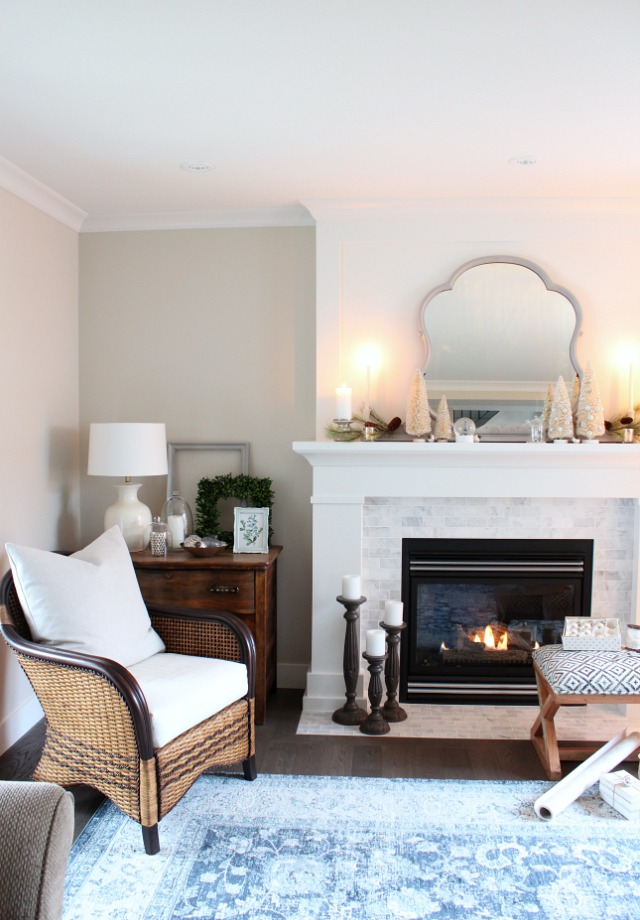 Decorating Ideas for Christmas - Creating a Winter Wonderland in the Living Room