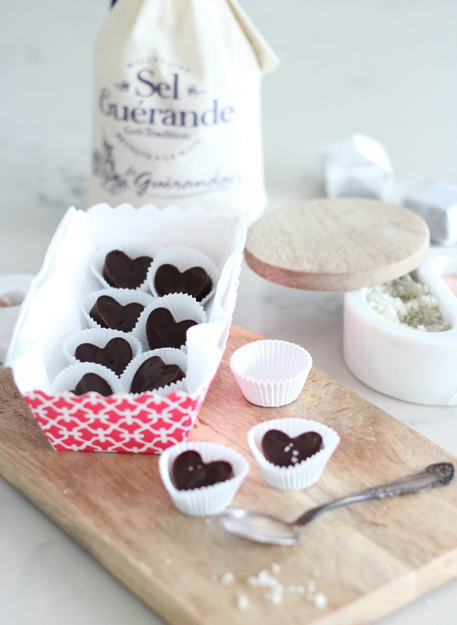 Homemade Chocolates for Valentine's Day or Any Occasion