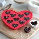 Valentine's Day Dessert - Chocolate Truffles with Fleur de Sel