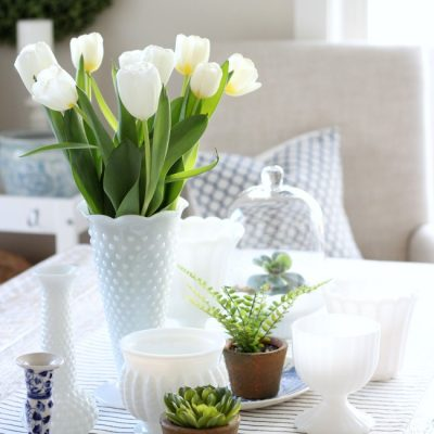 Beautiful Kitchen Decor Ideas for Spring