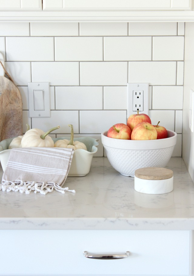 Warm up your kitchen this fall with these home decor picks!