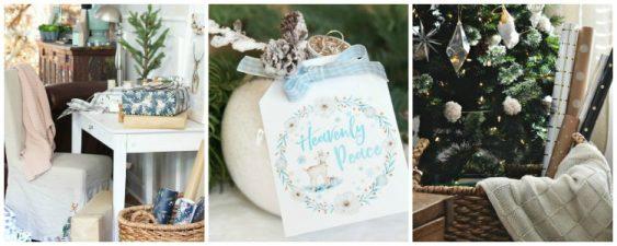 Beautiful Christmas Gift Wrap Ideas