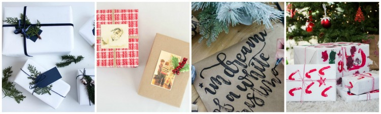 Beautiful DIY Gift Wrap Ideas for Christmas