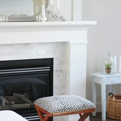 Benjamin Moore White Dove is a beautiful soft white paint colour with a hint of grey making it a popular choice for trim, cabinets, walls and more.