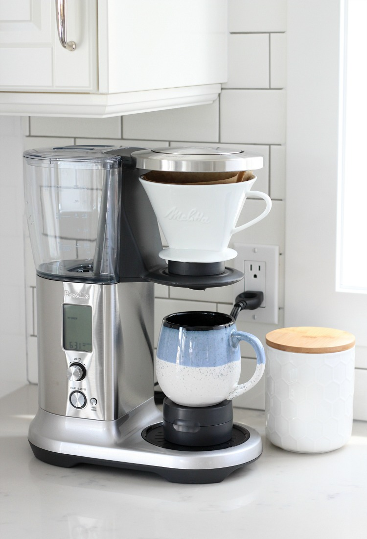 Breville Precision Brewer™ Thermal Coffee Maker with Pour Over Adaptor Kit