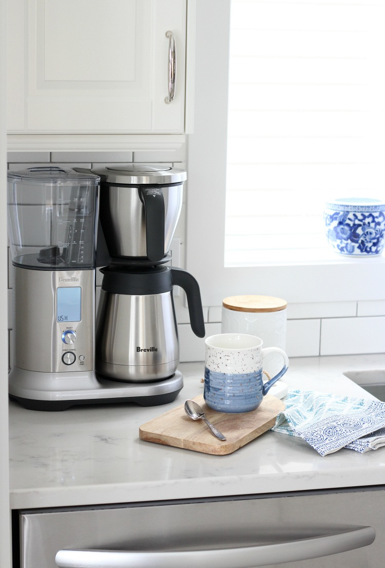We are loving our new Breville Precision Brewer™ Thermal coffee maker. Connecting over coffee couldn't be easier or more delicious!