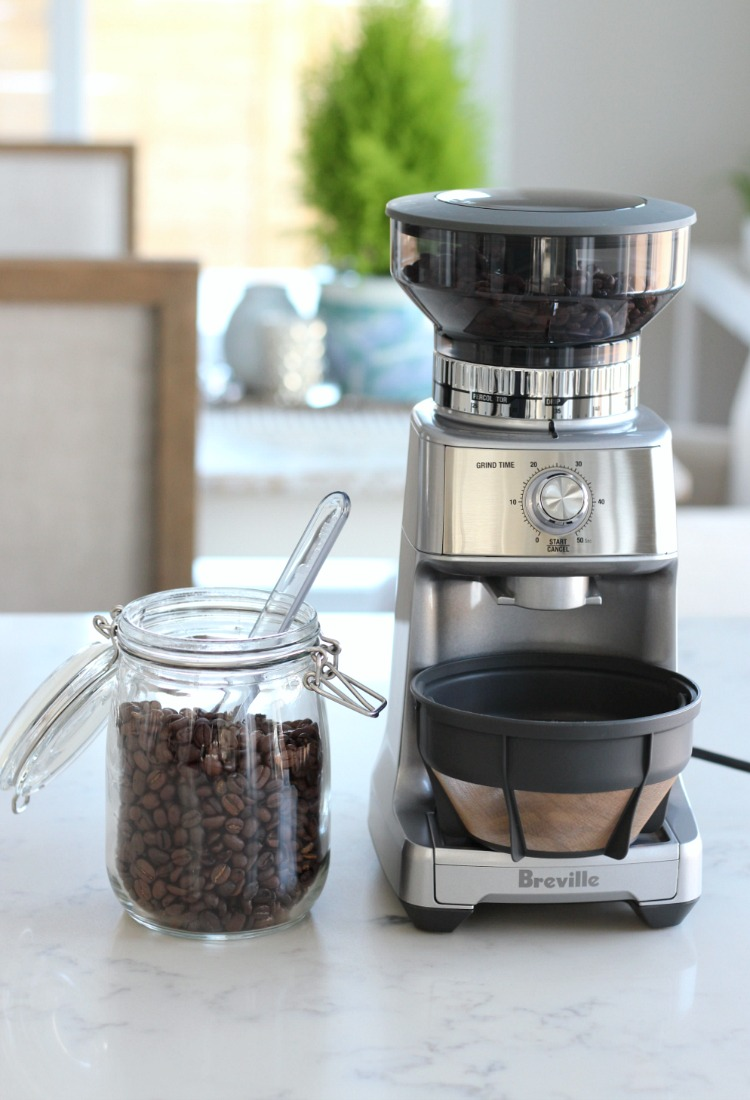 The Dose Control™ Pro Coffee Grinder from Breville