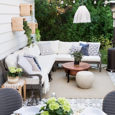My Top DIY and Decorating Picks from the Outdoor Extravaganza - Outdoor Living and Dining by Zevy Joy #OutdoorExtravaganza