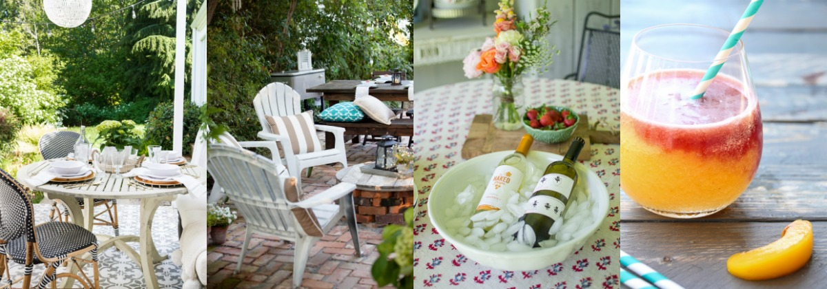Outdoor Decorating and Entertaining Ideas for the Outdoor Extravaganza 2018
