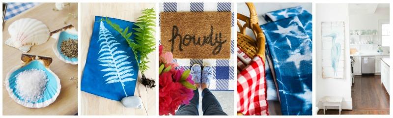 Seasonal Simplicity Summer Hop - DIY and Craft Ideas
