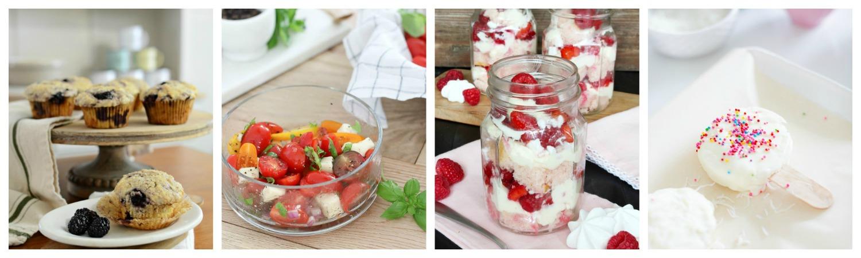 Delicious Summer Recipes